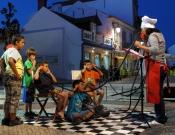 Poesia à la carte 03 Julho + Quente 2012 - Alcochete