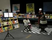 Poesia à la carte 07 Feira do Livro 2011 - Mértola