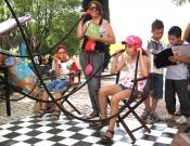 Poesia à la carte 17 Festival Histórias de Ida e Volta - Oeira