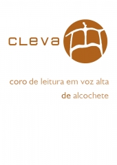 Cartaz - Coro de Leitura em Voz Alta de Alcochete