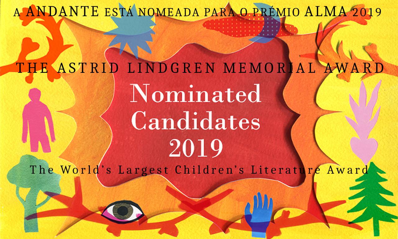 Candidatos ao prémio ALMA 2019